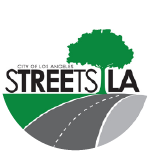City of Los Angeles STREETS LA Logo