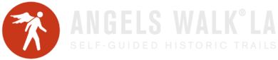 Angels Walk LA Logo