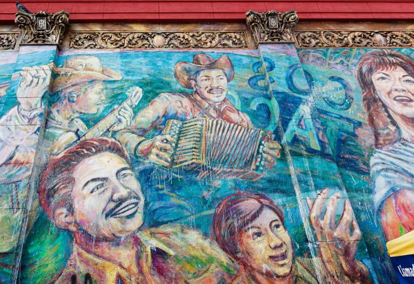 """Corrido de Boyle Heights"" Mural"