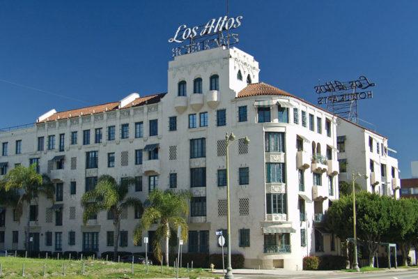 Los Altos Hotel & Apartments